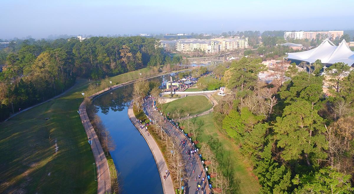 Alles over de Woodlands Marathon en hoe jij er aan mee kunt doen