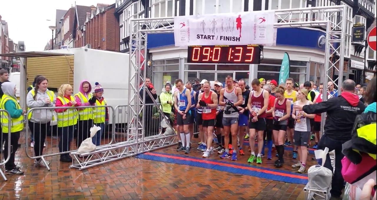 wrexham marathon festival