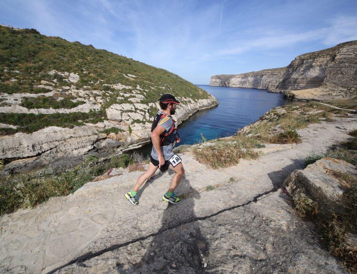 xterra gozo trail run