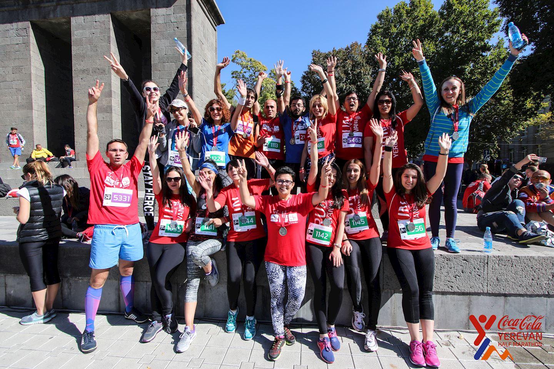 yerevan half marathon