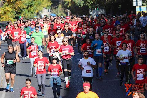 Coca-Cola Yerevan Marathon