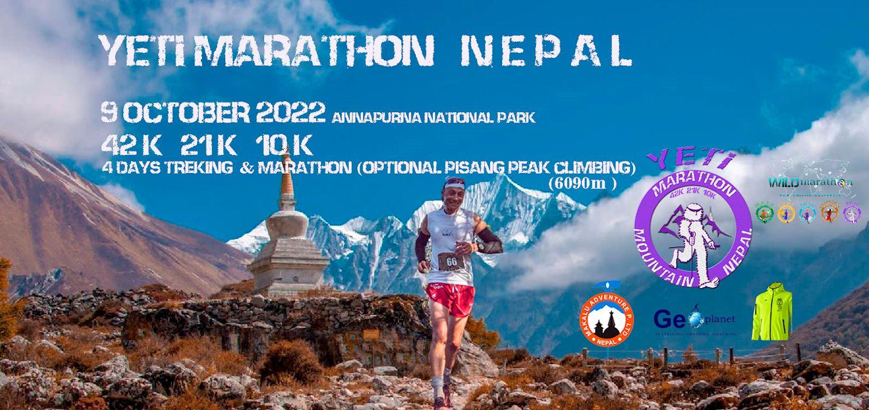 yeti marathon nepal