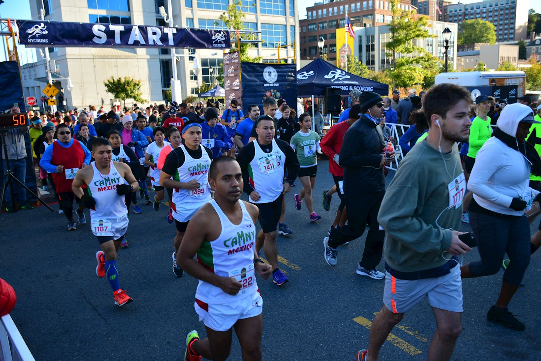 yonkers marathon