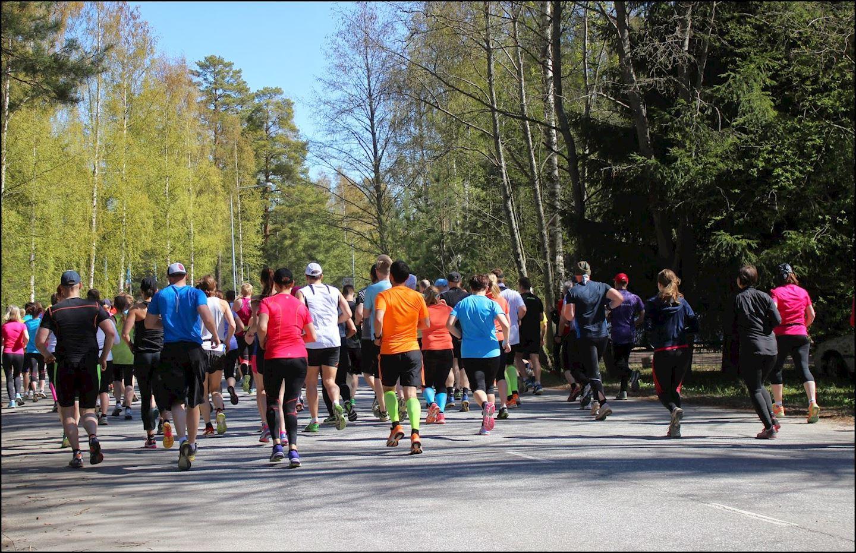 Alles over de Yyteri Maraton en hoe jij er aan mee kunt doen