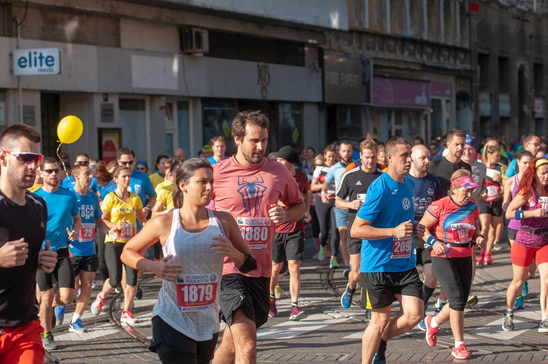 zagreb marathon and half marathon